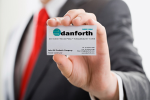 Contact The John W. Danforth Company